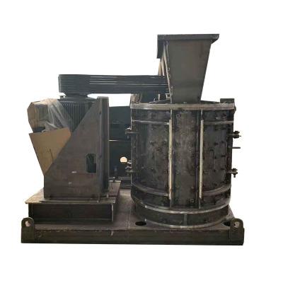立轴制砂机的原理和养护