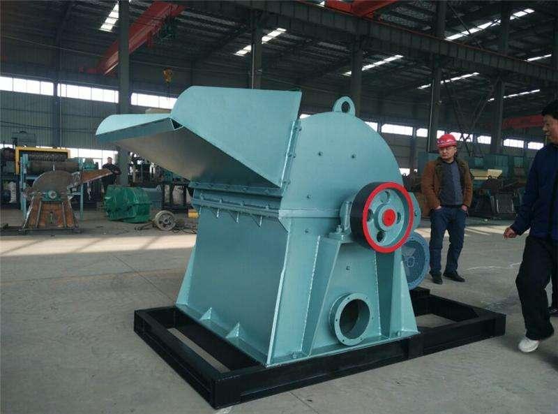 大型木材粉碎机的正确使用方法