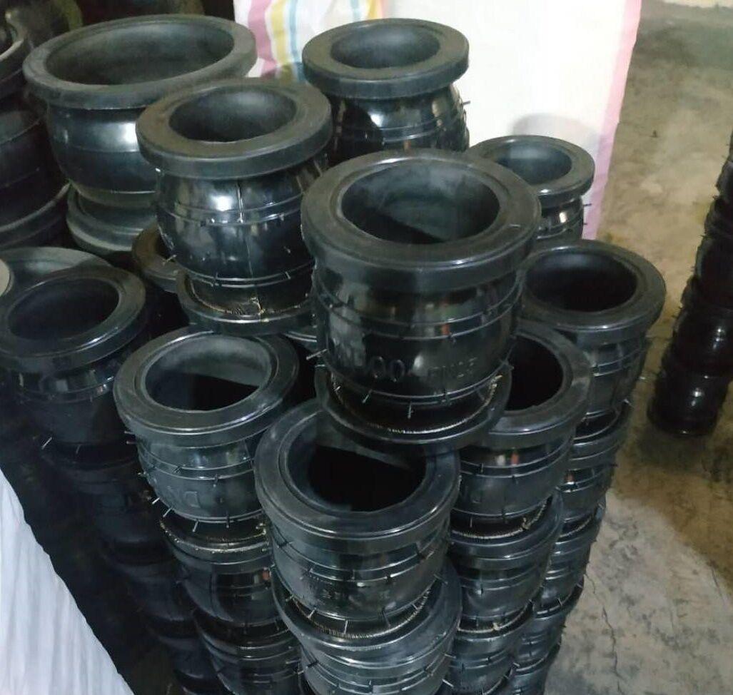 可曲挠橡胶接头实实在在的防水好产品